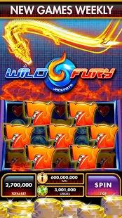 Casino Slots DoubleDown Fort Knox Free Vegas Games Screenshot