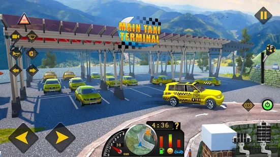 Car Driving Games >> Games Lol Game Offroad Taxi Car Driving 2019 Driving