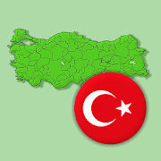 Provinces of Turkey - Locations on the Turkish Map