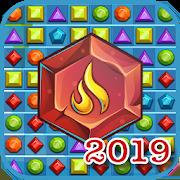 Magic Puzzle Quest - Match Three Games: Jewel Free