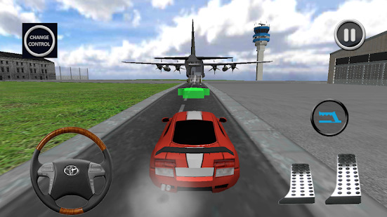 Games lol | Game » Airplane car cargo 3d simulator:Cargo