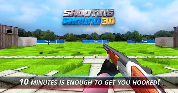 Shooting Ground 3D: God of Shooting Screenshot