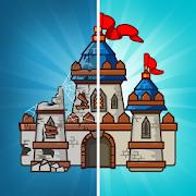 Hustle Castle: Medieval Royal RPG. Fantasy Kingdom