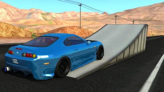 Car Crash III Beam DH Real Damage Simulator 2018 Screenshot