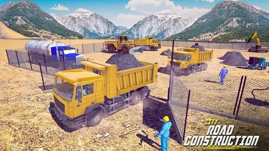 Games lol | Game » Excavator Digging: Road Construction