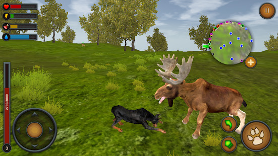 Dog Survival Simulator Screenshot