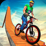 Impossible BMX Bicycle Stunts