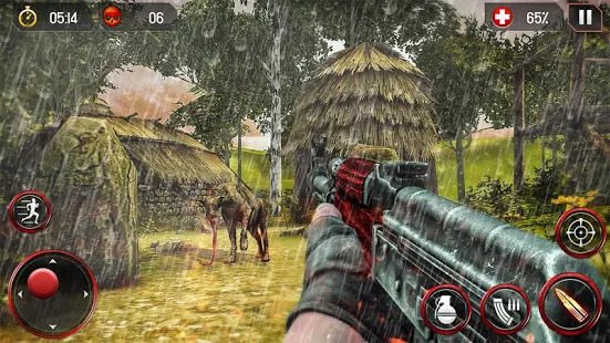DEAD HUNTING EFFECT:ZOMBIE FREE Screenshot