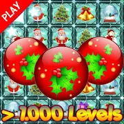Christmas Match Games - Merry Christmas Match 3