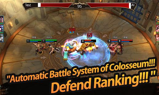 League of Masters : Legend PvP MOBA Battle Screenshot