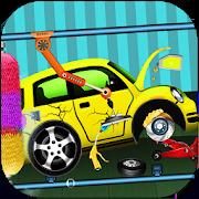Car Wash & Repair Salon: Kids Car Mechanic Games