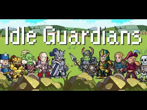 Games lol | Game » Idle Guardians: Offline Idle RPG Games