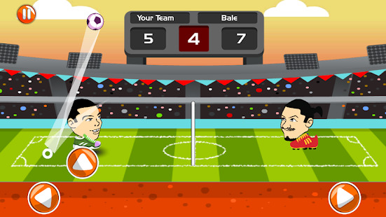 Head Soccer : Head Football Screenshot