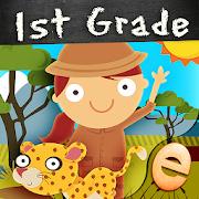 Animal Math First Grade Math Games for Kids Math