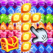 Jewel Pop - Diamond Crush Temple Quest