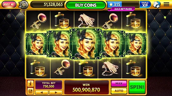 Caesars Casino: Free Slots Games Screenshot