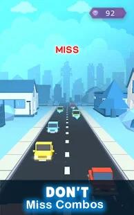 Dancing Car: Tap Tap EDM Music Screenshot