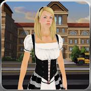 Virtual Girl Life: New High School Girl Sim