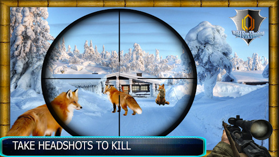 Fox Simulator Hunting 3D Screenshot