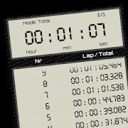 Simple Stopwatch & Timer