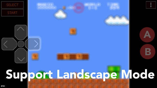 NES Emulator - NES Games Classic Free Arcade Game Screenshot