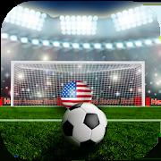Head Soccer Ball - Kick Ball Games