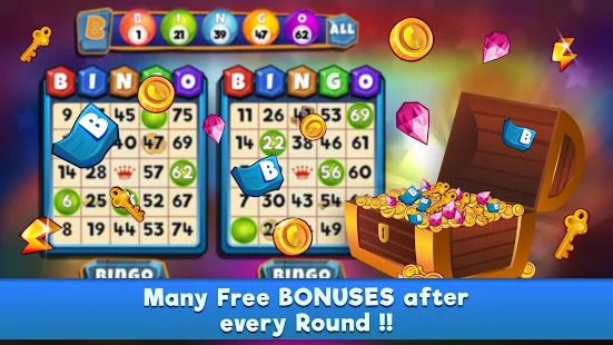 Free Bingo World - Free Bingo Games Screenshot