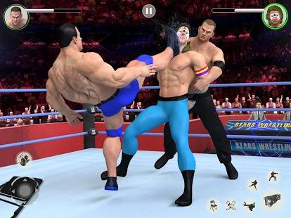 Men Tag Team Wrestling 2019: Fighting Stars Mania Screenshot