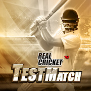 Real Cricket Test Match