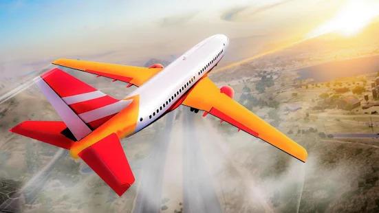 Games lol | Game » Real Airplane Flight Simulator: Pilot Games