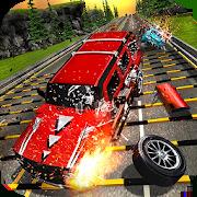 Speed Bump Car Crash Simulator: Beam Damage Drive