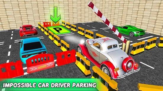 Modern Car Parking Simulator - Car Driving Games Screenshot