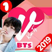 BTS Messenger 2019 ???? V ????