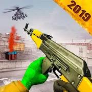 Battle Gun Fire War Strike Counter Shooting Combat