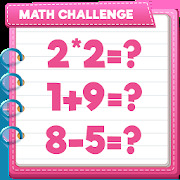 Math Challenge Games - Cool Math Games