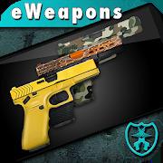 Gun Builder Custom Guns - Shooting Range Game