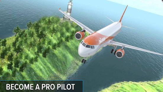 Games lol | Game » Airplane Pilot Flight Simulator – Plane Games