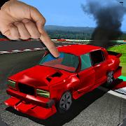 Car Crash VAZ Lada 2107 Tuning