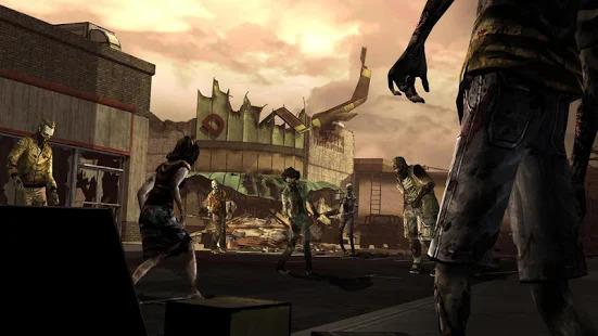 The Walking Dead: Season One Screenshot
