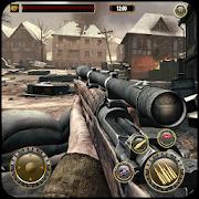 WW2 Battleground War: Sniper 3d Missions