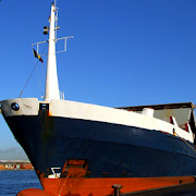 Cargo Ship Vehicles Transport