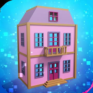 Dollhouse Craft 2: Girls Design & Decoration