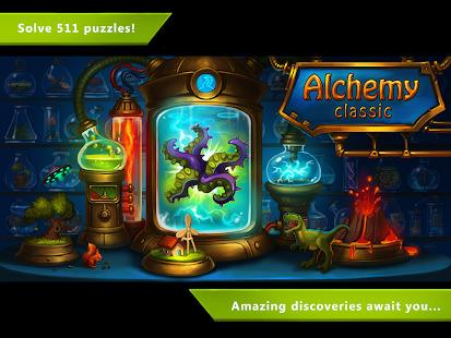 Alchemy Classic HD Screenshot