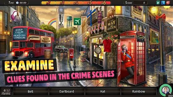 Criminal Case: Save the World! Screenshot