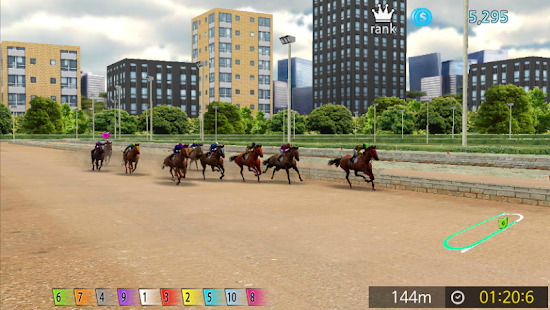 Pick Horse Racing Screenshot