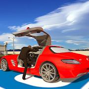 Smart Car Driving School 3D: Airport Parking Mania