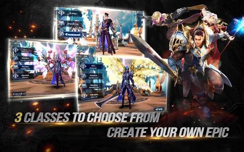 Goddess: Primal Chaos - SEA  Free 3D Action MMORPG Screenshot