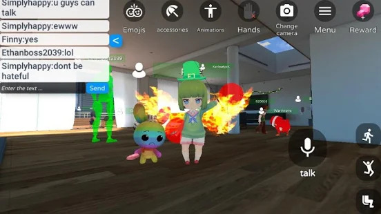 Virtual Droid 2 Screenshot