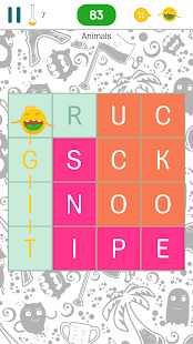 Fill-The-Words: Themes Screenshot