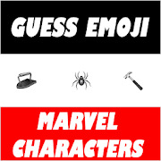 Guess Emoji : Marvel Characters